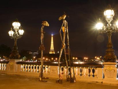 Helga und Olga in Paris