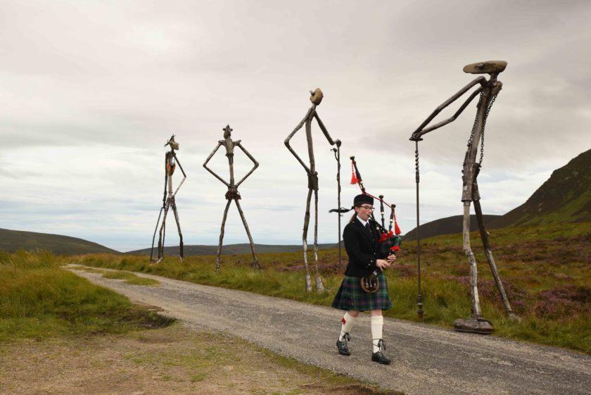 Schottland – unterwegs in die Highlands – Film