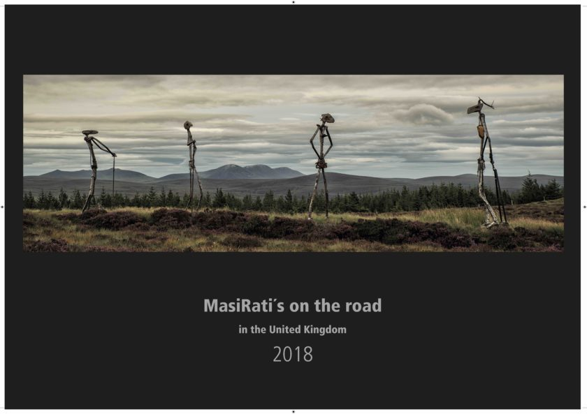 Druckauftrag Kalender 2018 – Film
